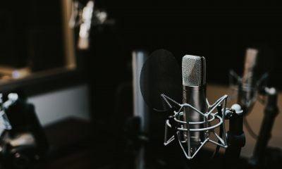 Podcast setup